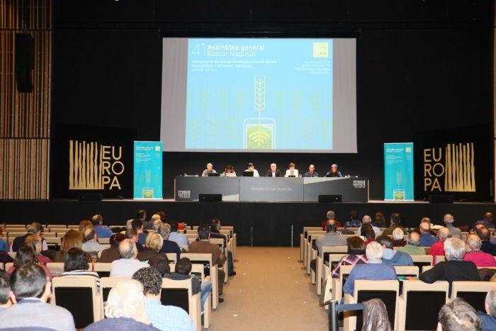Asamblea General de UAGA