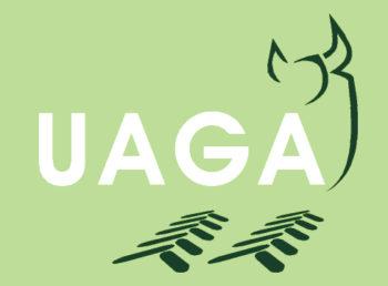 Logo de UAGA