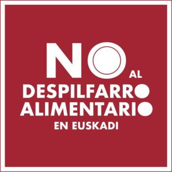 LOGO no al despilfarro