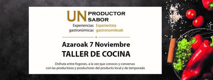 Taller de cocina de uagalur, noviembre18