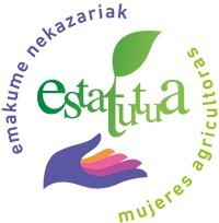 Logo Estatuto mujeres agricultoras