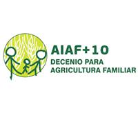 Logo Decenio Agricultura Familiar