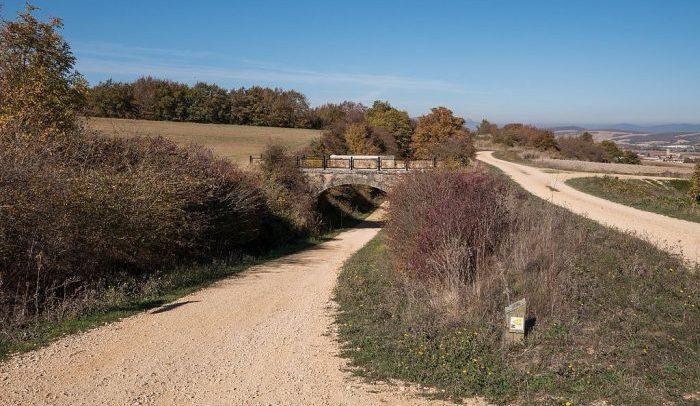 Vía verde a su paso por Adana