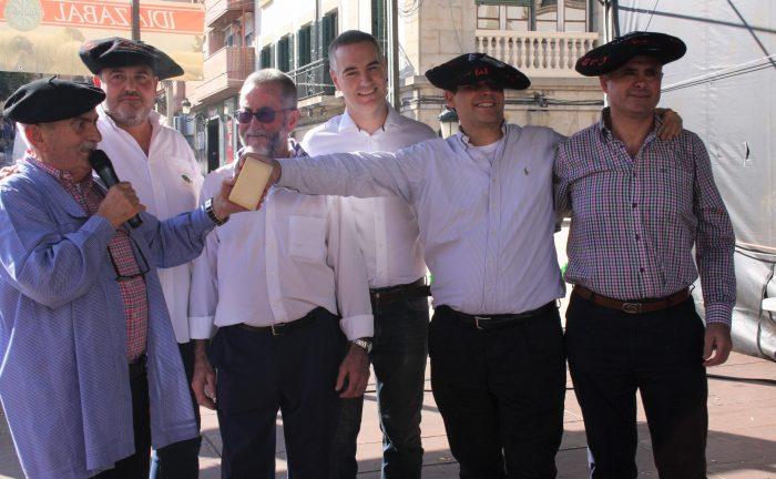 Ganadores de la subasta Ultimo Lunes Gernika