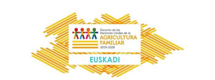 Logo del decenio de la Agricultura Familiar