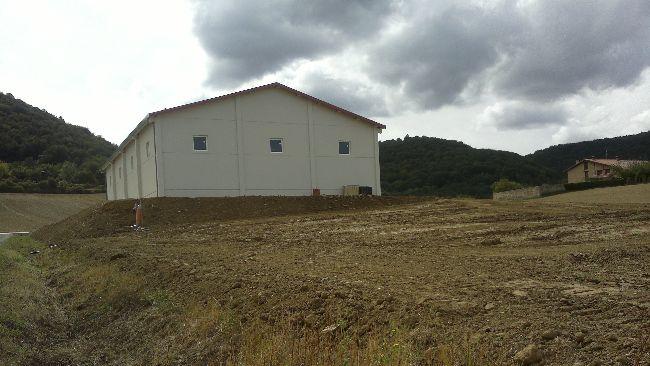 Pabellón agrícola