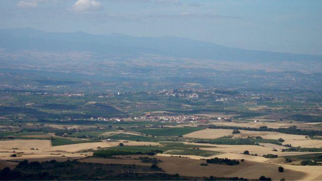 Panorámica de Rioja Alavesa