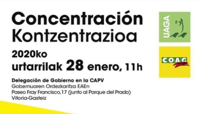 cartel de la concentración