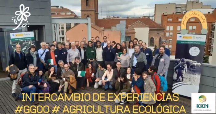 Foto jornada innovación en agroecologia