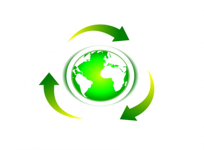 logo economía circular