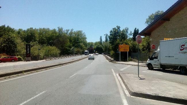 avenida del zadorra