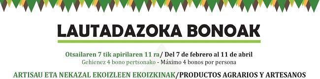 lautadako bonoak cartel