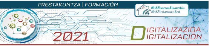 Formación digital de Hazi