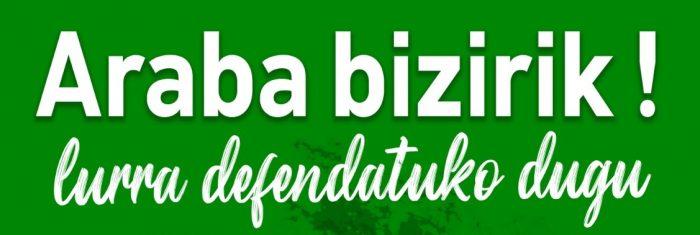 Logo Araba Bizirik